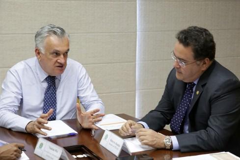 JucaFerreira_senador Roberto Rocha
